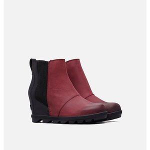 SOREL Women's Joan of Arctic Wedge Chelsea Boot